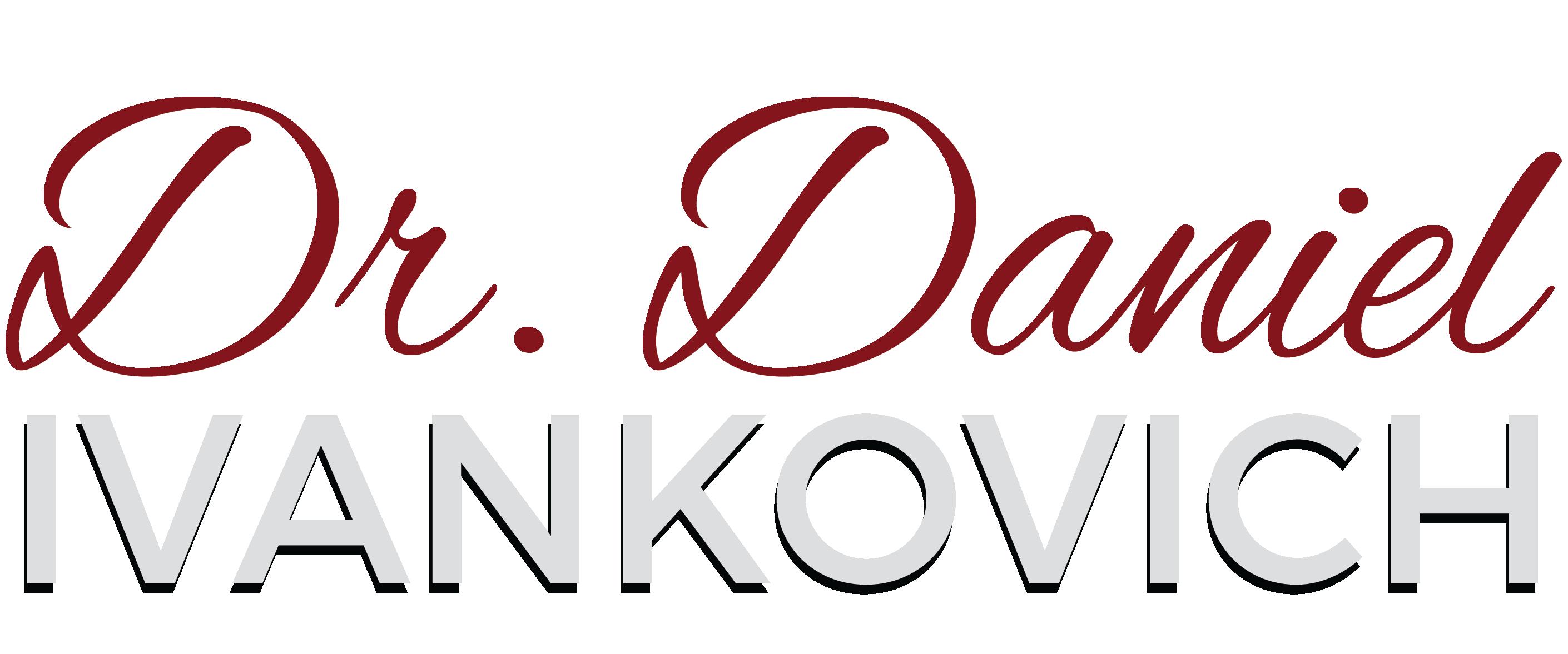 Dr. Daniel Ivankovich MD,